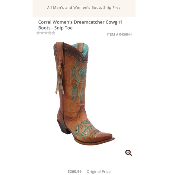 73ff0ad710a Country Outfitter Women's Cowgirl Boots